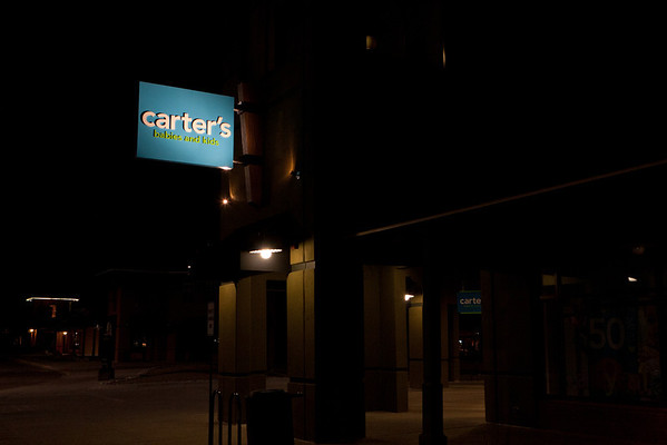 Carter's Marquee Sign