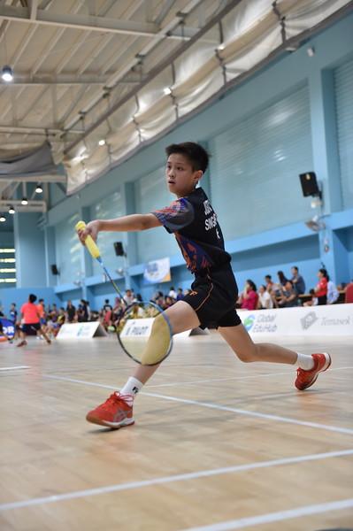 Global EduHub Badminton Championshop