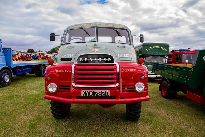 Bedford Lorry KYX 782D