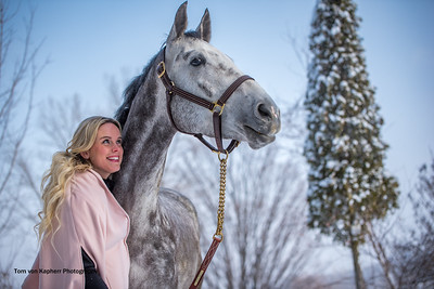 Alexandra Cannon and Family - Beauty in the Snow