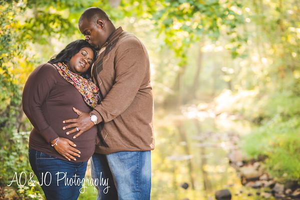 Shauna & Thomas Maternity Shoot