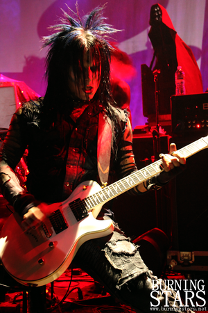 Davey Suicide @ House Of Blues (Hollywood, CA); 9/01/12