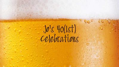 01.05 Jo's 40(1st) Celebrations