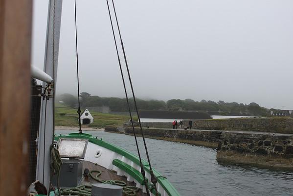 Lambay Island visit