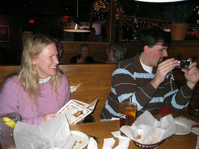 2007_12_14 - Erichfest at the Texas RoadHouse