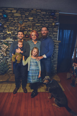 Mastin Family Christmas 2018
