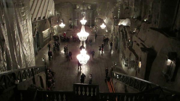 Wieliczka Salt Mine 11-30-13