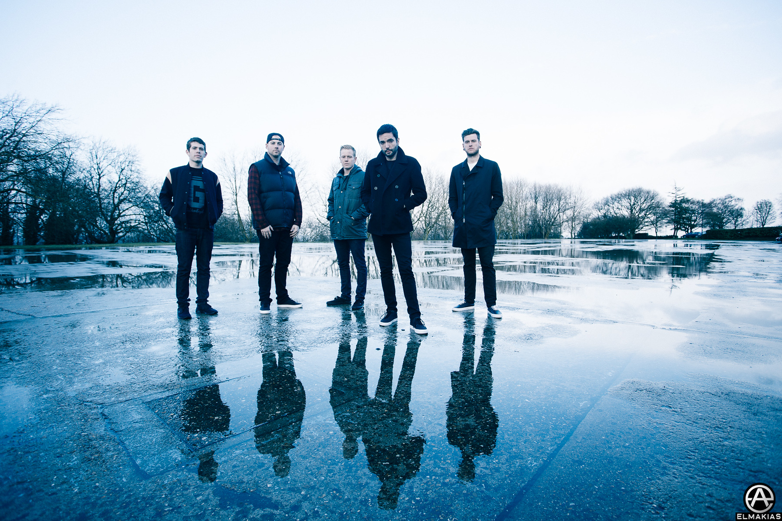 A Day To Remember with Alexandra Palace by Adam Elmakias