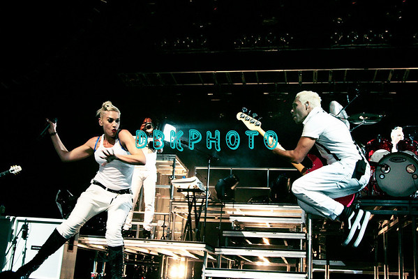 DBKphoto / No Doubt / Gwen Stefani 05/02/2009
