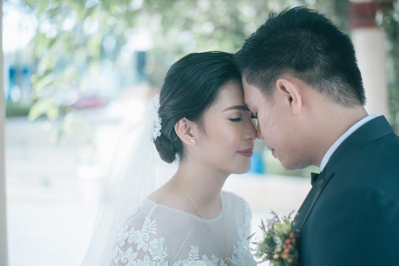 Romen and Kat Tagaytay Wedding
