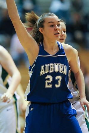 Auburn Girls at Glenvar - 1-28-2011