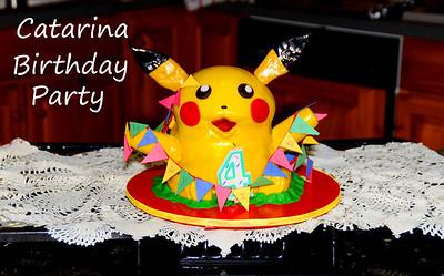 Catarina 4th Birthday 2012