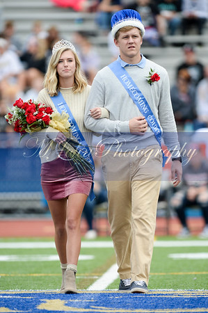 SF Homecoming Court 2017