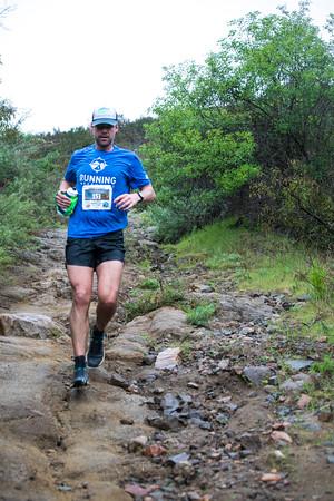 50K & Marathon - Near Cougar Ridge trail