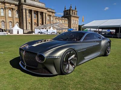 Bentley Centenary Celebrations - Blenheim Palace 2019