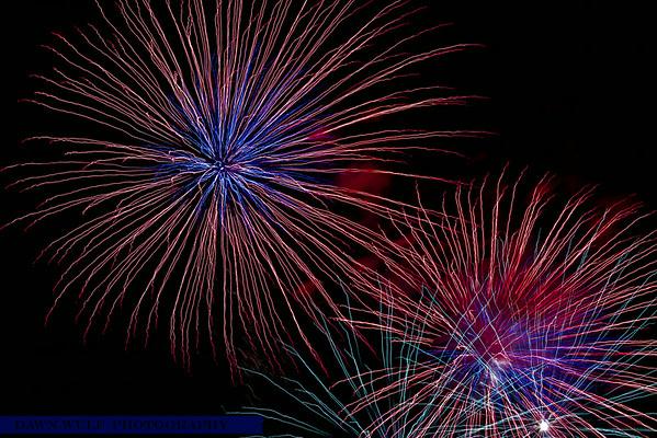 Peoria Fireworks 2014