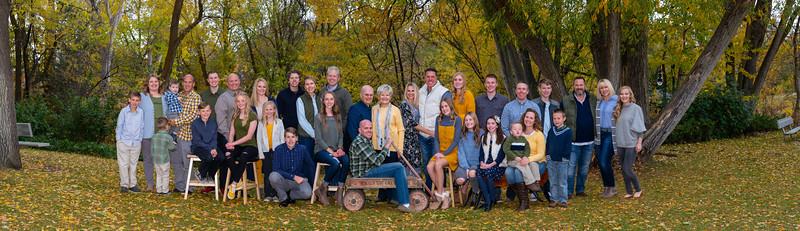 Gwyen with a Y  family   Oct 2019