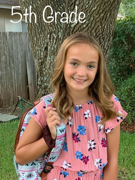 Makenzie | 5th grade | Mason Elementary