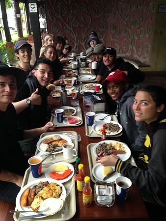 2016 New West Charter Costa Rica Program