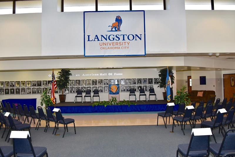 Langston University Okla. City Graduation 2017