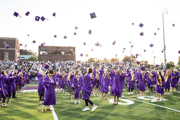 2021 Trinity Christian School Senior Graduation
