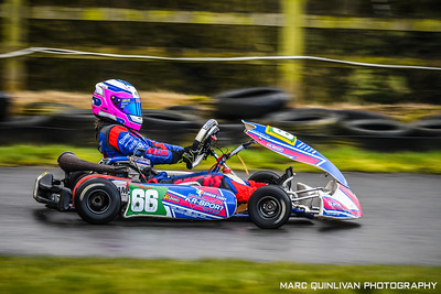 Leinster Karting Club - 2019/20 Winter Championship - Round 5 - Éimear Carey
