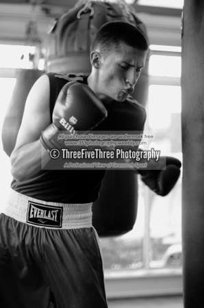 Black Country Boxing Club (Training)