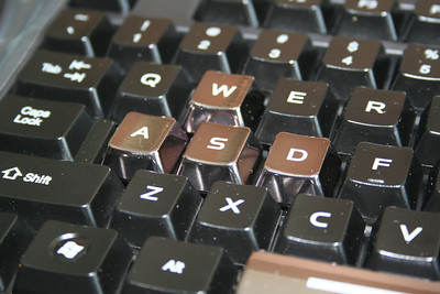 Saitek Cyborg Gaming Keyboard