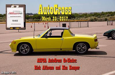 Autocross AMP - 3-25-17