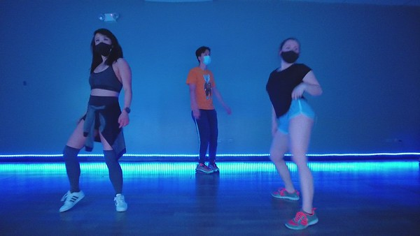 Audrey - Twerk Choreo 4-15