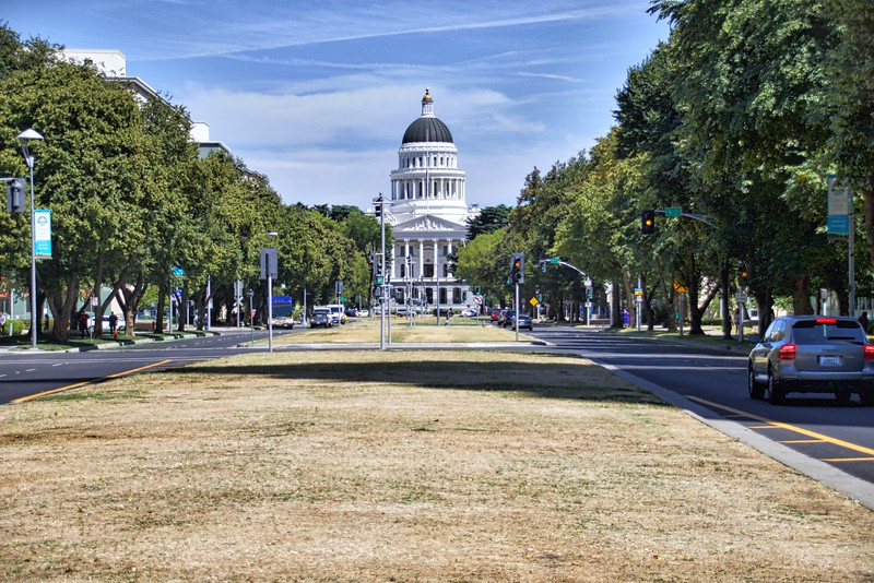 California Drought-July