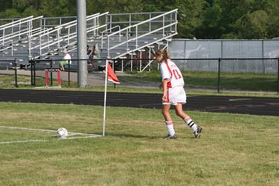 Girls JV Soccer - 5/24/2007 Muskegon