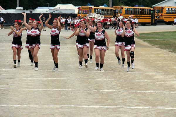 '19 Cardinal High School Band at Band-O-Rama!