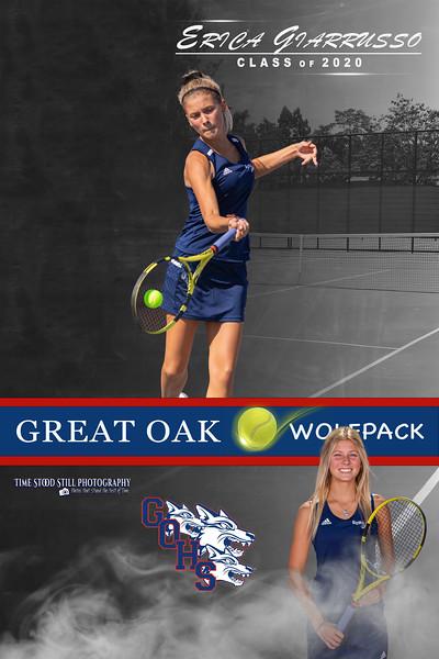 GOHS Tennis 2019