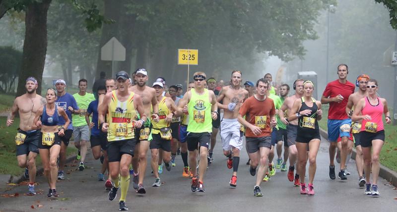 2016 Des Moines Marathon