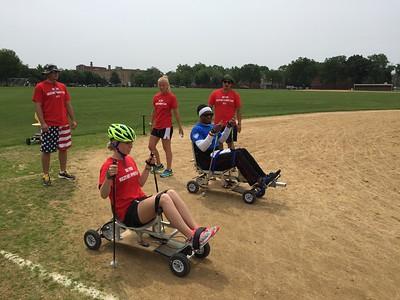 RIC Wheel Chair Games