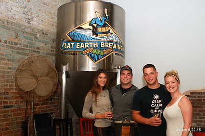 FlatEarth Brewing TapRoom Opening