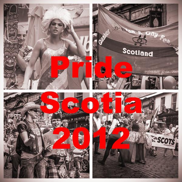 Pride Scotia 2012