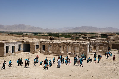 Education Activities in Uruzgan