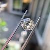 2.12ct Octagonal Flat Cut Diamond, GIA M VS2 19