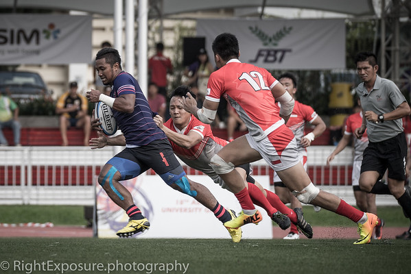 ASEAN University Games 2016 Rugby 7s