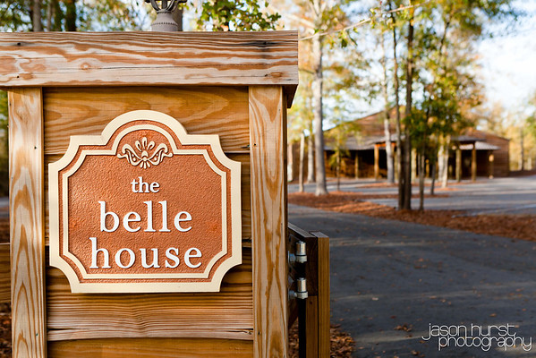 the belle house