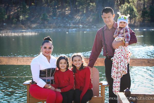 Jenny Alvarado Family Photos 2015
