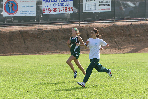 2007 Islander Track Frosh/Soph meet