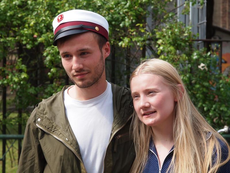 Johan Rask Sønderborg student 23 juni 2015. Foto Martin Bager