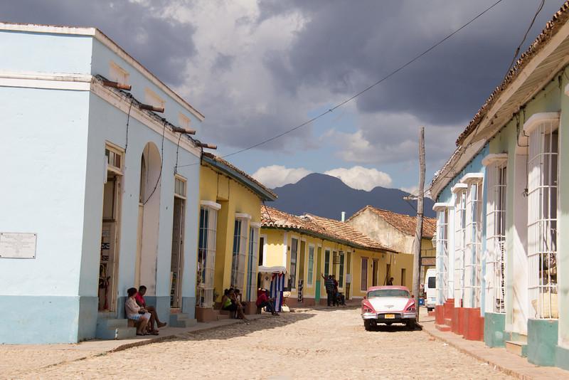 Trinidad is a world heritage UNESCO site.