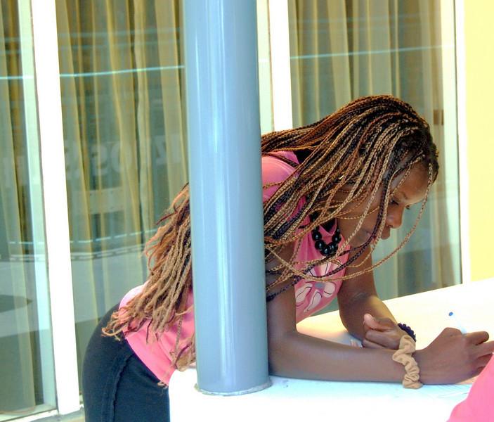 39 Braided Hair Black Girl Cutie Daytona Beach Ocean Walk.jpg