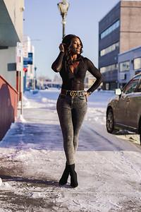 Anita Downtown Jan 2019 Photoshoot