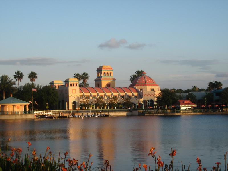 Coronado Springs Resort in Lake Buena Vista, Florida 2010
