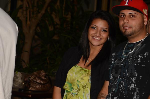 Mr. and Mrs. Ruben Chico